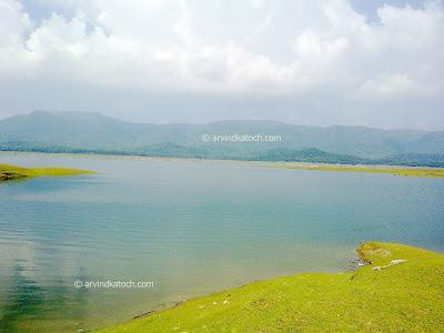 Gobind Sagar Lake, Androli, Una,