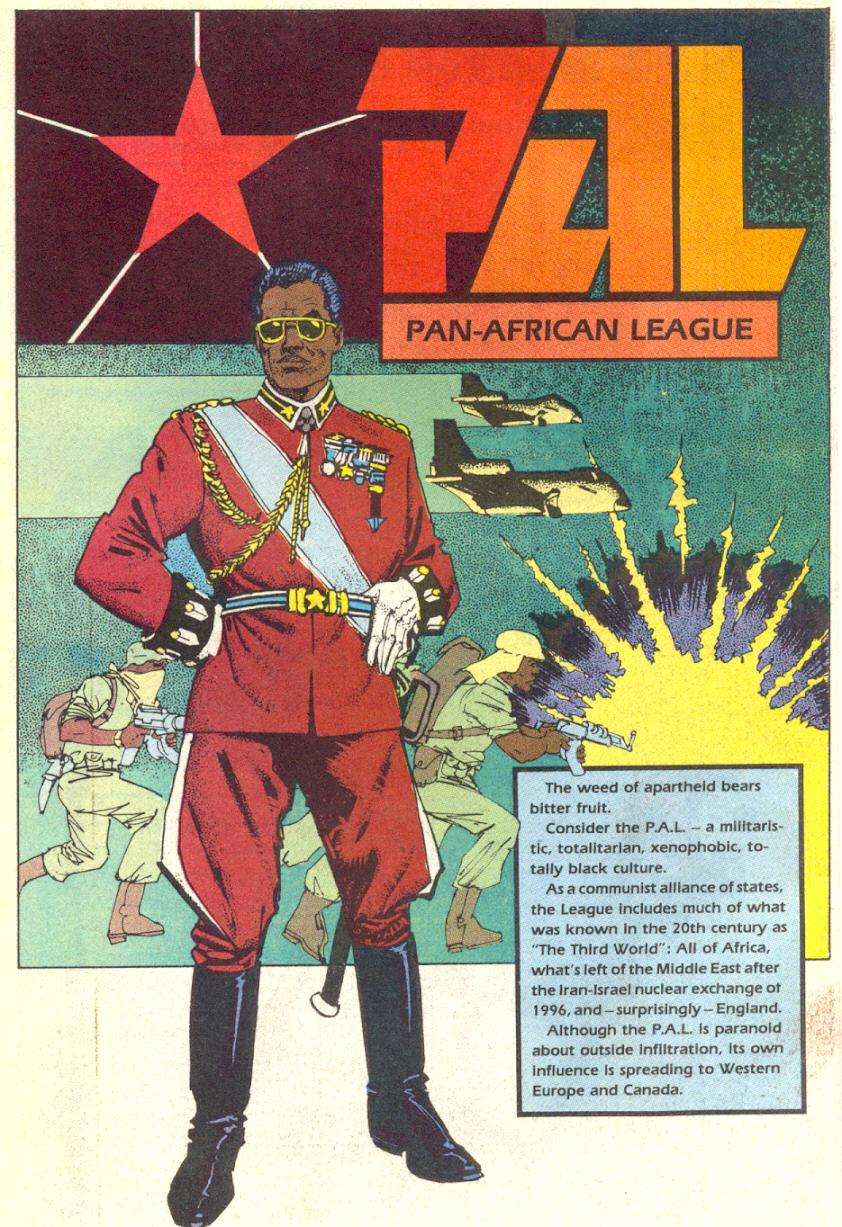 Read online American Flagg! comic -  Issue #16 - 29