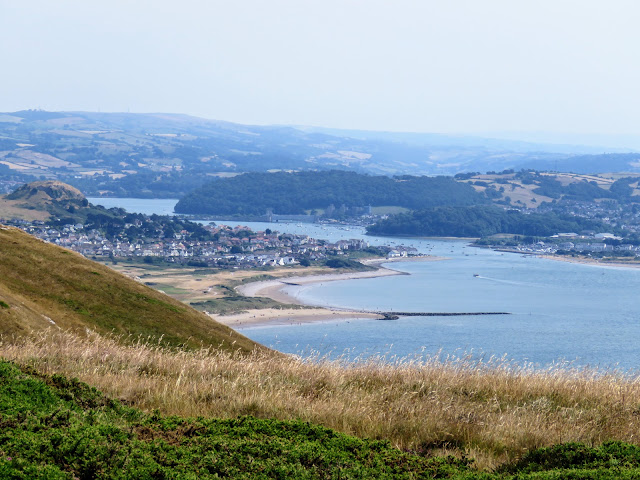 Things to do in Llandudno: Spot Conwy Castle from Great Orme Country Park