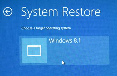 Pengertian System Restore Pada Komputer