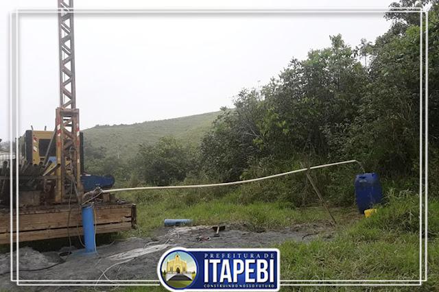 Prefeitura de Itapebí leva água potável para Assentamento União 2