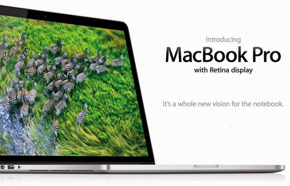 Harga Laptop Apple Macbook Pro Retina Display Terbaru 2014