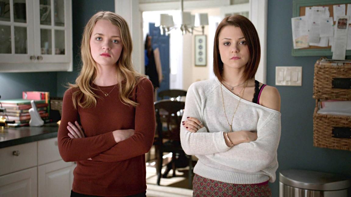 Finding Carter - Season 1 Episode 08: Half Baked