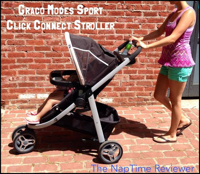 Graco Modes Sports Click Connect Travel System