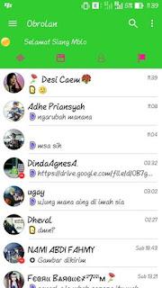 BBM MOD KEMOD (season 9) base version 3.0.0.18 Apk Terbaru