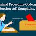 दण्ड प्रक्रिया संहिता 1973  की धारा 2(d) परिवाद Complaint किसे कहते है। Criminal Procedure Code,1973 Section 2(d) Complaint