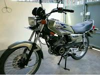 Harga second Yamaha RX King 2002 like new tembus 47 juta rupiah