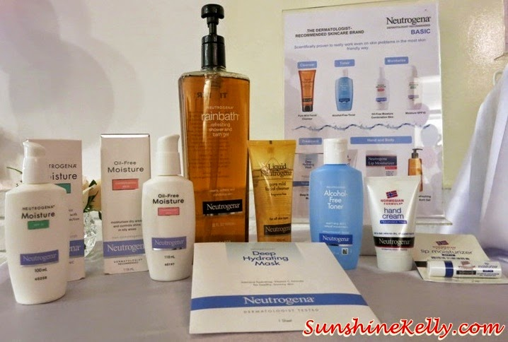Neutrogena Basic Skincare, Neutrogena 60th Anniversary, #neuwomen, Neutrogena, skincare, neutrogena healthy beauty hang out, girls hang out, pampering session, girls talk, canvas, damansara perdana