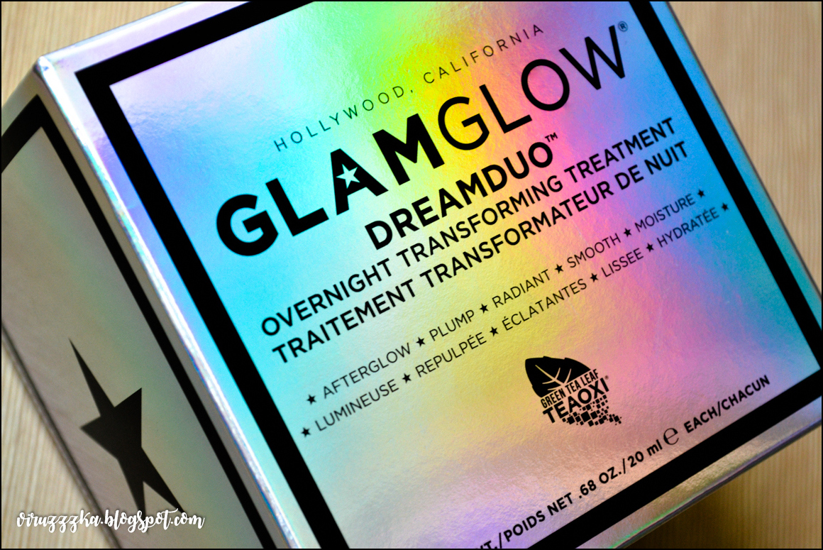 Glamglow DREAMDUO™ Overnight Transforming Treatment Review