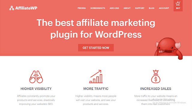 Free Download AffiliateWP Responsive Affiliate Marketing WordPress Plugin