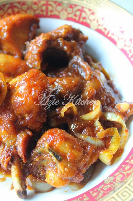 Ayam Masak Sambal