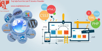 Website Development - Traj InfoTech