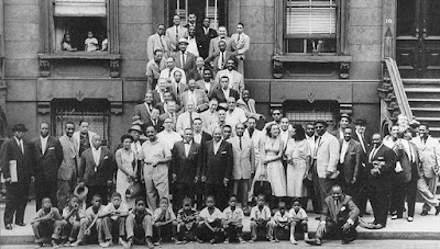 """The Harlem Renaissance is the name that was attached to the African-American literary, artistic, and intellectual movement that centered in Harlem, a neighborhood in Upper Manhattan, New York."
