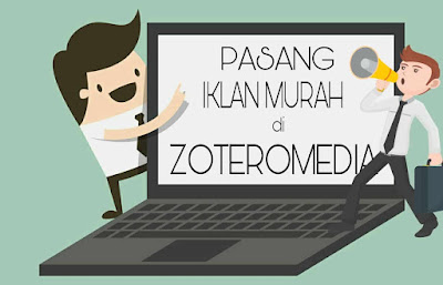 zoteromedia review iklan