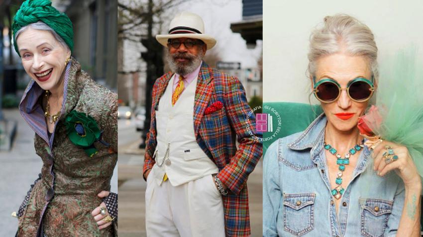 Advanced style: il lato divertente e bizzarro delle persone over 60