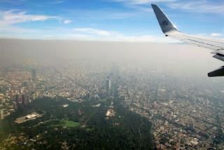 contaminacion Mexico DF
