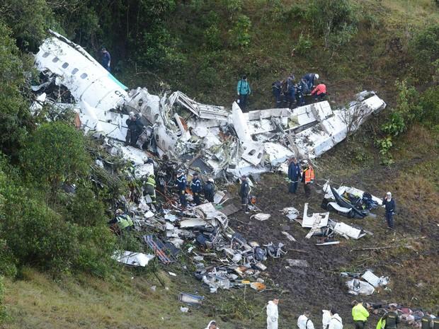 Anac se pronuncia sobre acidente de avião que levava Chapecoense, confira na íntegra