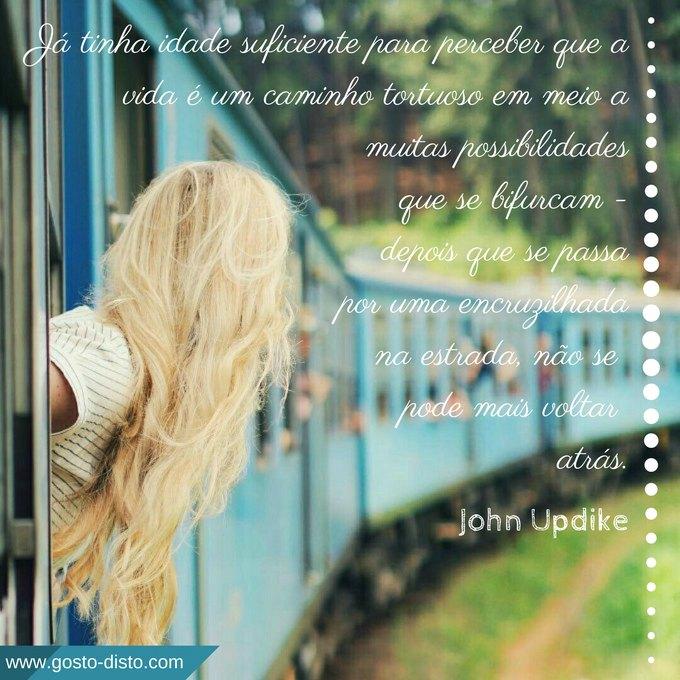 Frase de John Updike