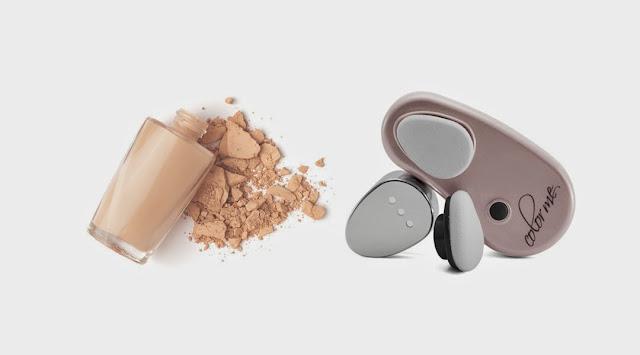 Applicateur de fond de teint électrique - Maquillage - Color Me - Blog beauté