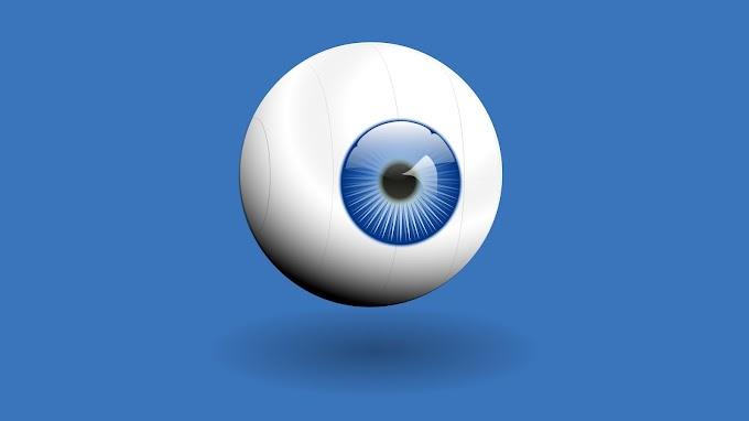 Eye Vector visualization Free Vector