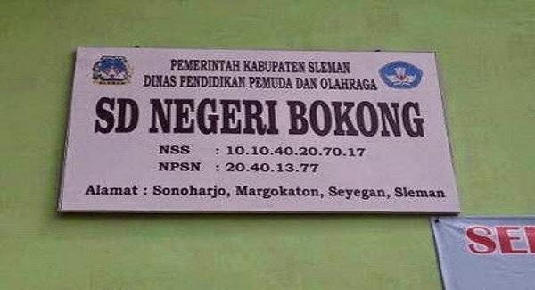 SD Negeri Bokong