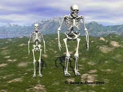 Sasquatch Bones