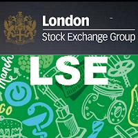 UK blue chip stock : LSE:LSE London Stock Exchange Group stock price chart