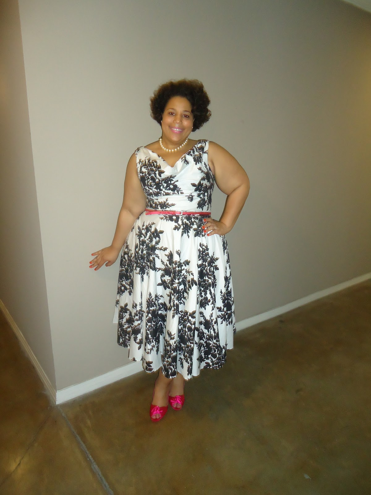 3bee26c936b Plus Size Blog, Shop Ruche, Easter Dress