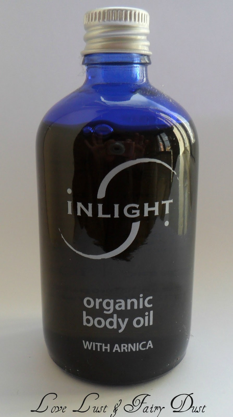 Inlight Organic Body Oil With Arnica
