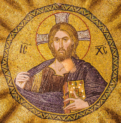 ancient, architecture, art, byzantine, christ, church, editorial, golden, heritage, historic, holy, istanbul, jesus, medieval, mosaic, pammakaristos, pantocrator, religion, throne, tourism, turkey, https://www.shutterstock.com/image-photo/byzantine-mosaic-jesus-christ-medallion-he-569653534