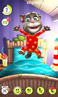 Tải My Talking Tom - Game Mèo Tom Trên Điện Thoại, PC d