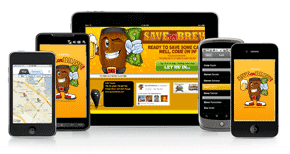 save on brew mobile site