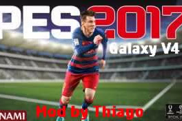 Download Game PPSSPP Android PES 2017 Galaxy V4 Update ISO