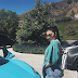 CELEBRITY LIFE: Kylie Jenner Shows Off Her Grillz, Steps Out In Matching Colour With Her Car!