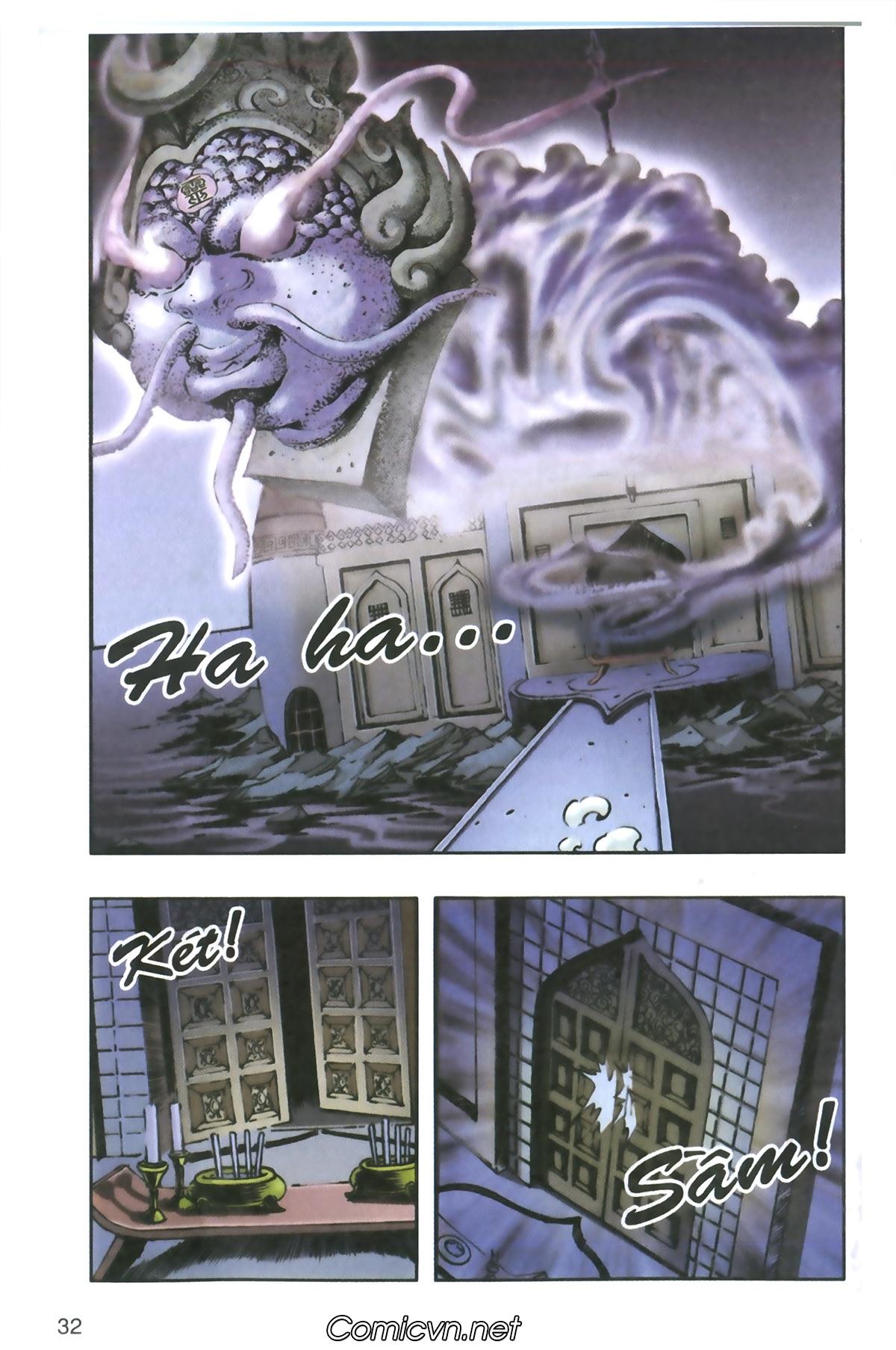 Tây Du Ký màu - Chapter 91 - Pic 31