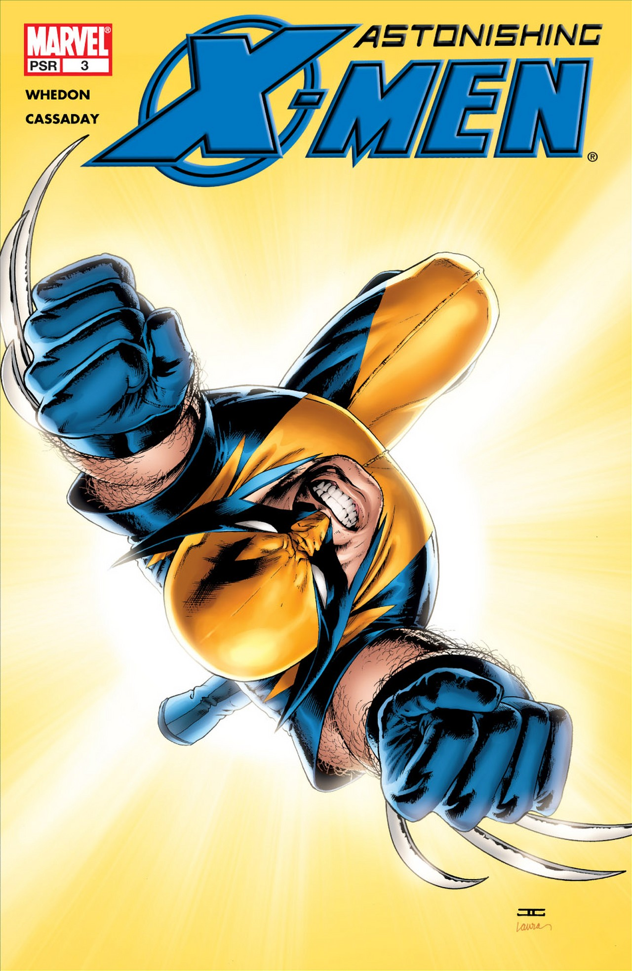 Astonishing X-Men (2004) 3 Page 1