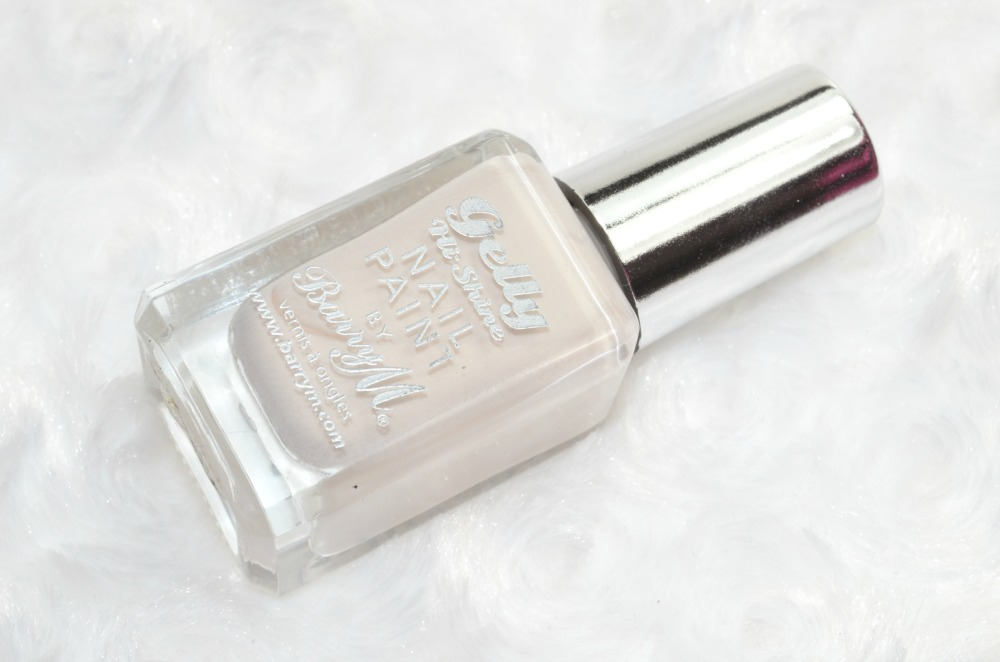 Barry M Coconut Gelly Hi-Shine Nail Paint
