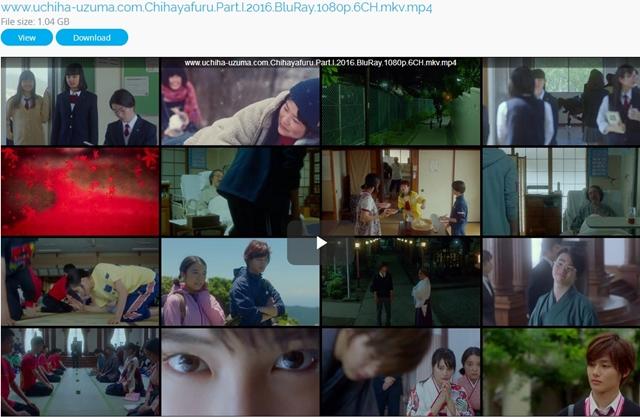 Screenshots Chihayafuru Part I (2016) BluRay 1080p 720p 480p 360p MKV MP4 Free Full Movie Subtitle English - Indonesia