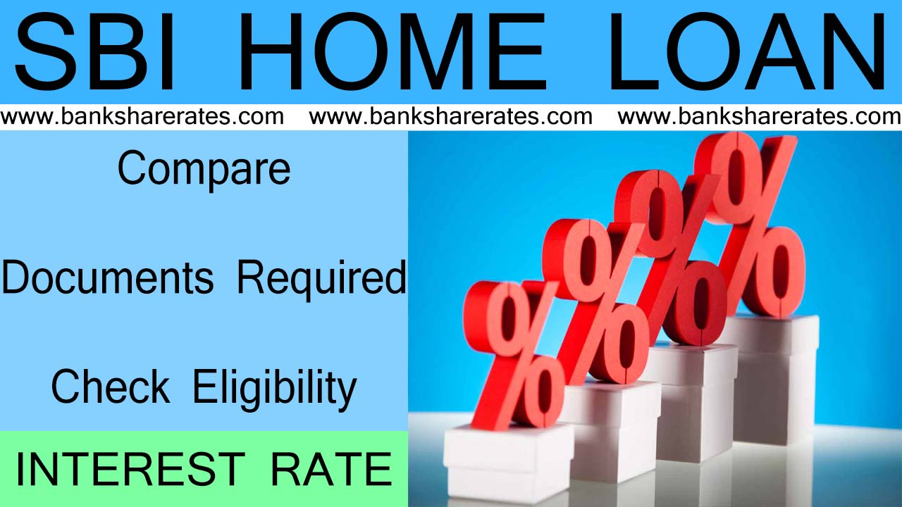 Sbi Home Loan Interest Rate July 2017 Rate 8 35 Lowest Emi