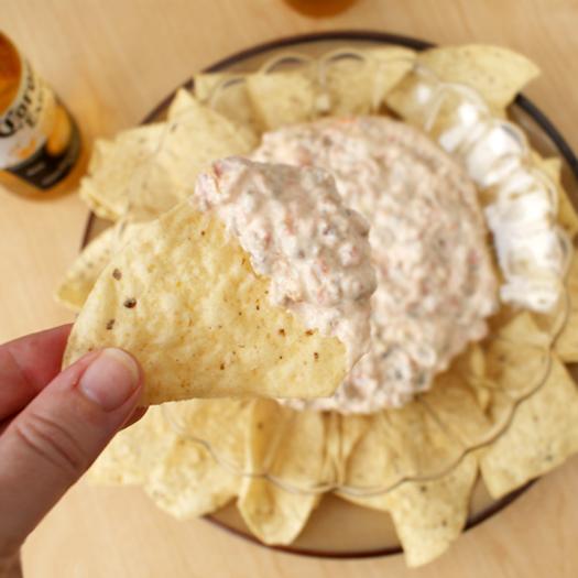 Sausage Cream Cheese Dip