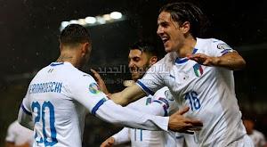 بخماسية منتخب ايطاليا يحقق فوز كاسح على منتخب ليشتنشتاين في التصفيات المؤهلة ليورو 2020