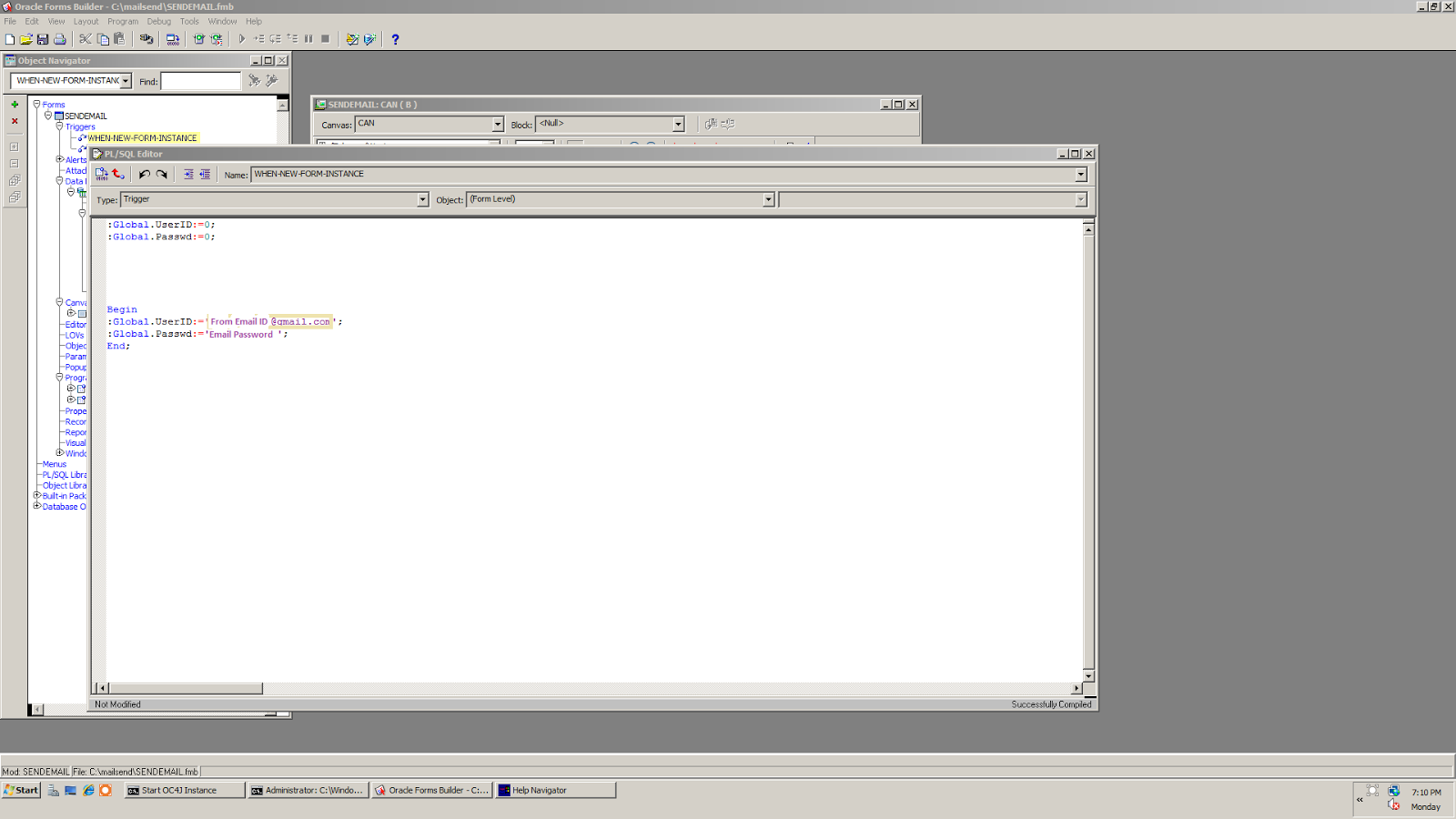 Oracle Forms Builder 11g Download, Oracle Forms 11g Release 2