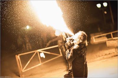 огненное шоу таганрог