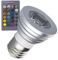 noleggio lampadine colorate