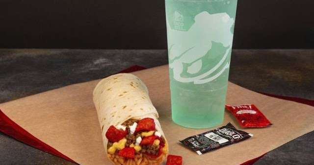 Taco Bell Brings Back Beefy Crunch Burrito in a $2 Combo | Brand Eating