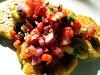 Corn Pancakes with Fresh Chunky Salsa