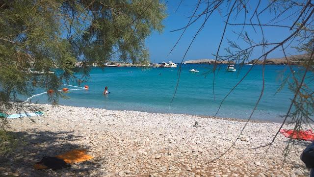 Οι παραλίες στη Φολέγανδρο
