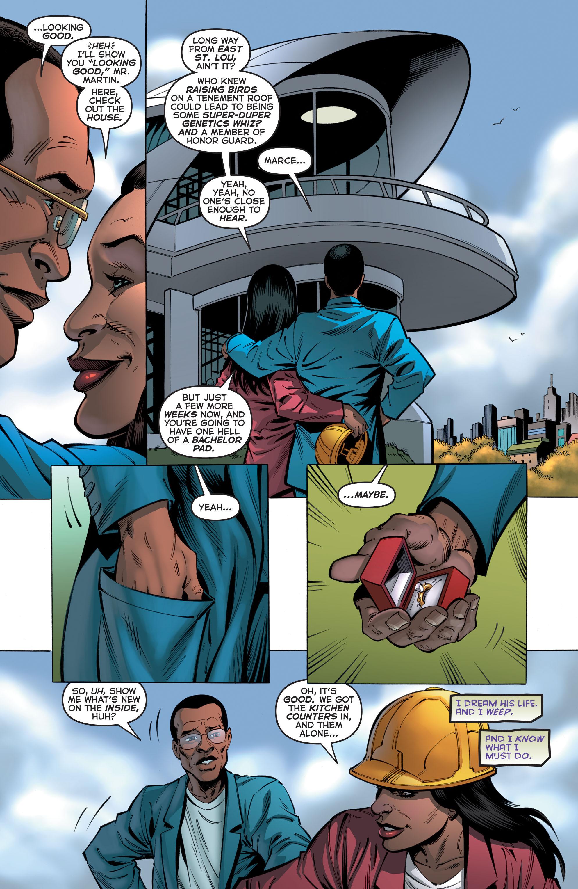 Read online Astro City comic -  Issue #17 - 3