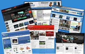Top 10 Template Blogger SEO Responsive Paling Fast Loading 2017