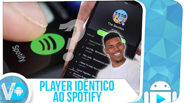 SAIU AGORA! LINDO Player de Músicas [MUITO LEVE] igual Spotify // 2019